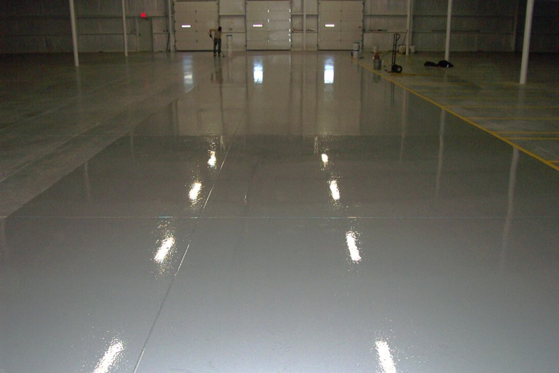 warehouse factory flooring Illinois